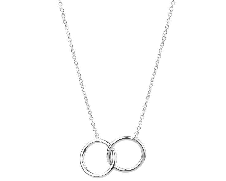 Naszyjnik srebrny | Apart