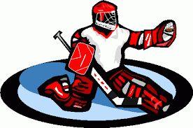 Image result for ice hockey goalie