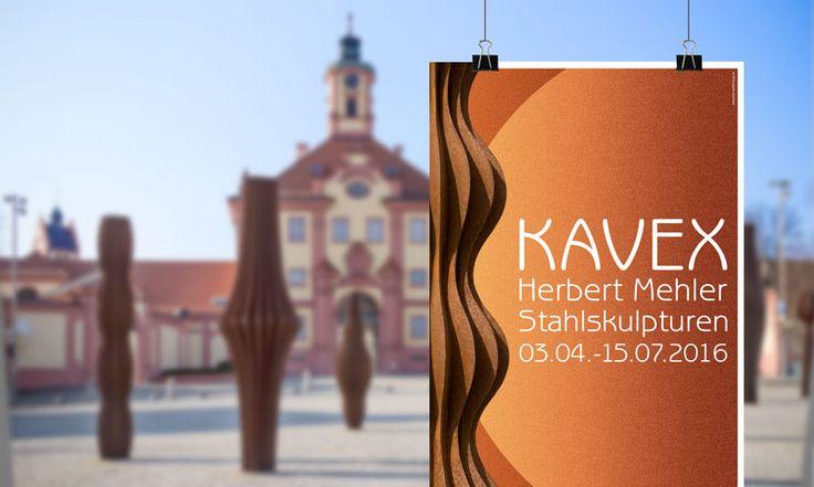 Kunst im öffentlichen Raum: Kommunikation für ein besonderes Skulpturenprojekt in #Altshausen  Stahlskulpturen von Herbert Mehler luden auf dem Marktplatz Altshausen zur Besichtigung – fsb/welfenburg war schon in der Planungsphase rege beteiligt.