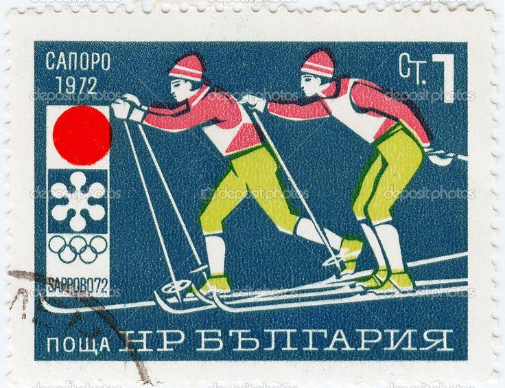 Bulgarie, JO d'hiver de Sapporo, 1972