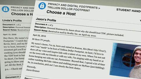 Understanding the Impact of Digital Footprints