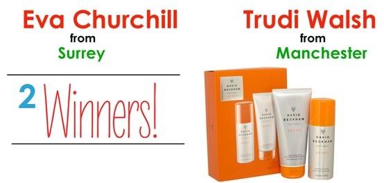 Eva and Trudi Won Beckham Duo Gift Set