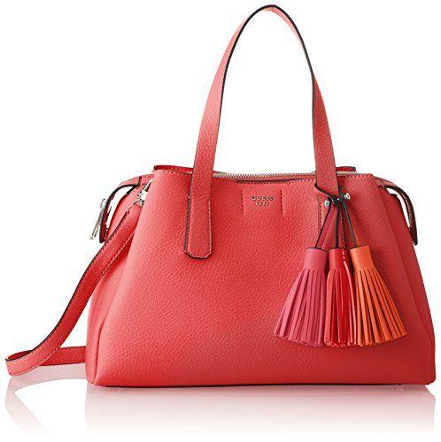 Guess Hobo, Borsa a Spalla Donna, Rosso (Poppy), 14.5x24x36.5 cm (W x H x L) in OFFERTA su www.kellieshop.com Scarpe, borse, accessori, intimo, gioielli e molto altro.. scopri migliaia di articoli firmati con prezzi in SALDO #kellieshop Seguici su Facebook > https://www.facebook.com/pages/Kellie-Shop/332713936876989