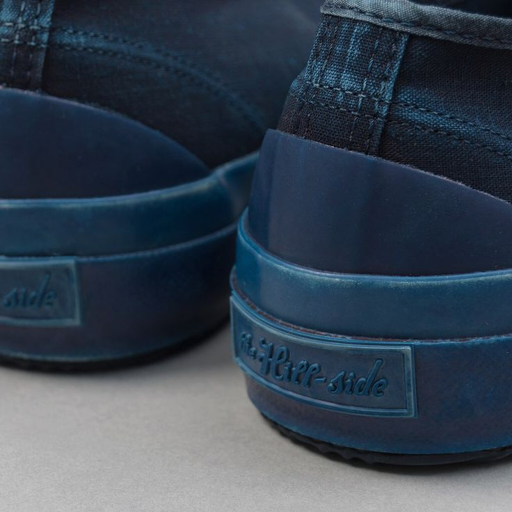 "261 Likes, 3 Comments - The Hill-Side (@thehill_side) on Instagram: ""This is a special, limited edition version of our Bridge Low in Extra Neppy Indigo Chambray. We've…"""