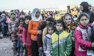 'We will find a way': Syrian refugees react to planned EU-Turkey deal   World news   The Guardian