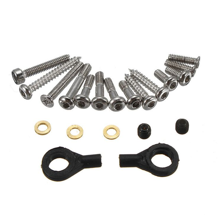 XFX Trex 450 V2 RC Helicopter Parts Screw Set