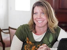 Meri Brown, from the reality TV show Sister Wives is a 6 on the enneagram.