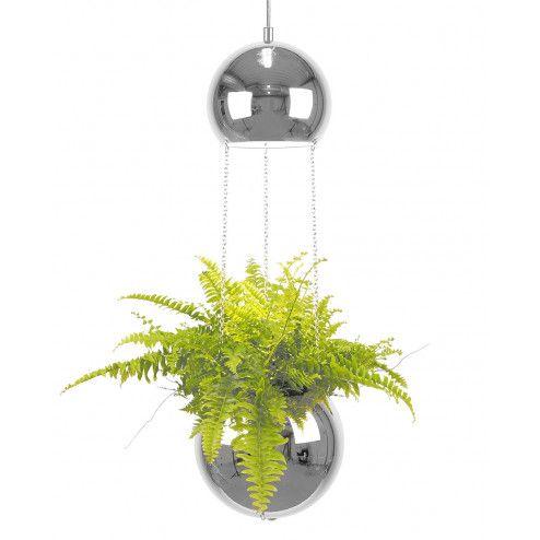 Globen Lighting Planter Krom Pendel - Pendler og hengelamper - Taklamper - Innebelysning   Designbelysning.no