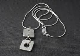 Image result for hand made silver pendant