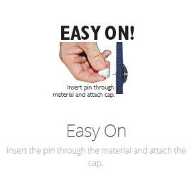 #Pinion pins is the innovative new magnetic pinning system that allows you to attach materials together and have them stay fast.http://www.pinionpins.com/