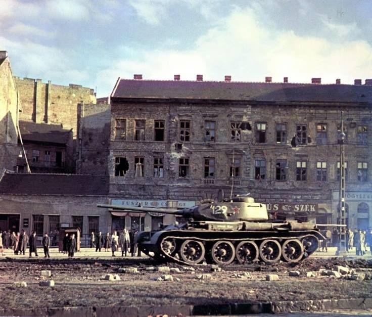 1956 október 23. Budapest