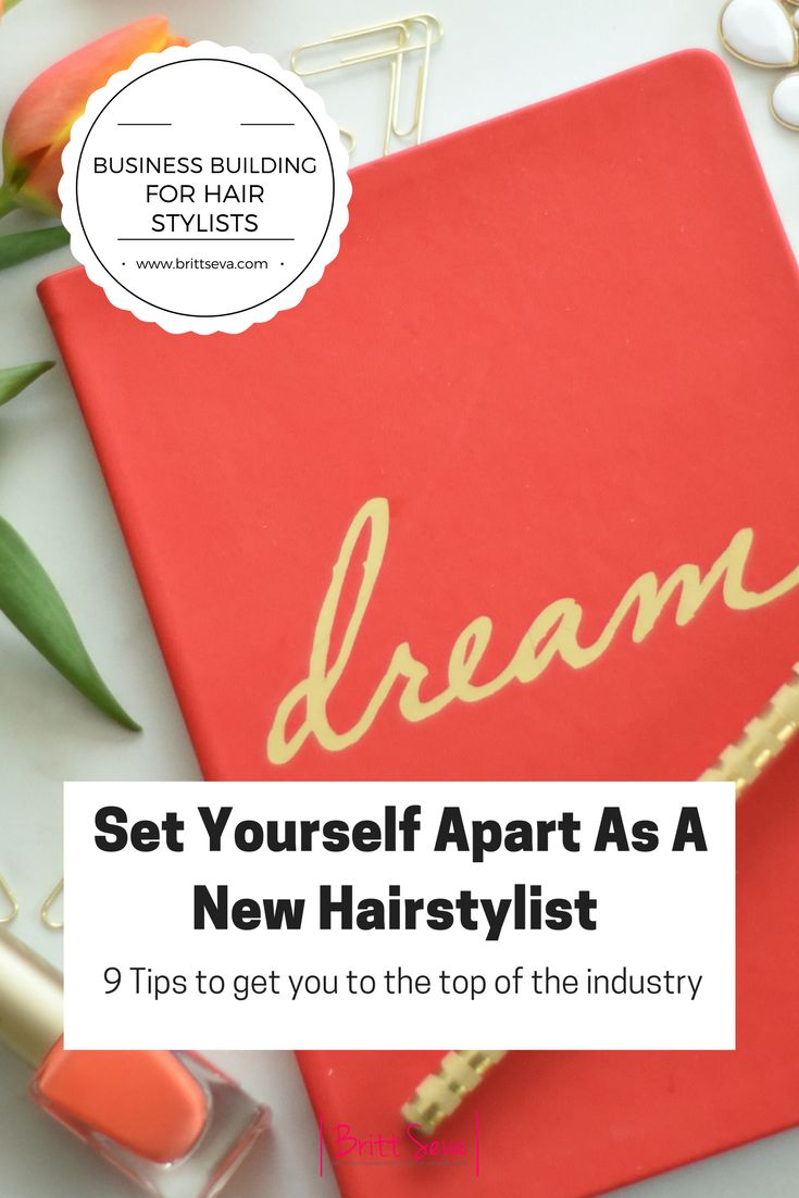 Setting yourself apart as a new stylist