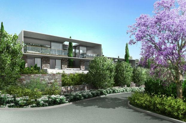 Jacaranda, an idyllic #FutureProjects Award entry by Original Vision Limited. #WANAWARDS #Turkey #resort #architecture