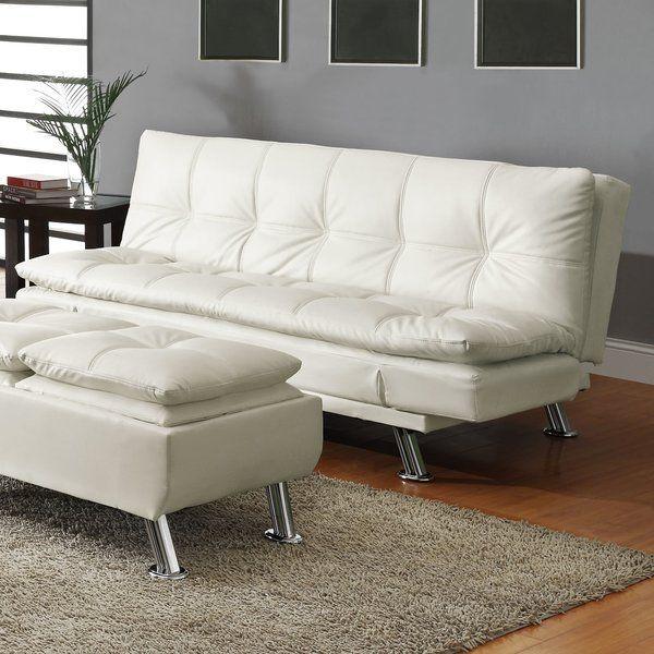 Bente Convertible Sofa Comfortable Sofa Bed Leather Sofa Bed