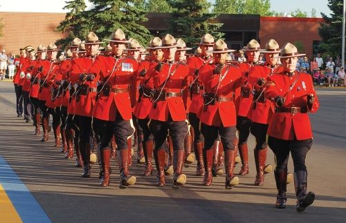 The Royal Canadian Mounted Police. The history of the RCMP and then CSIS have always interested me and likely have to do with my background in criminology.