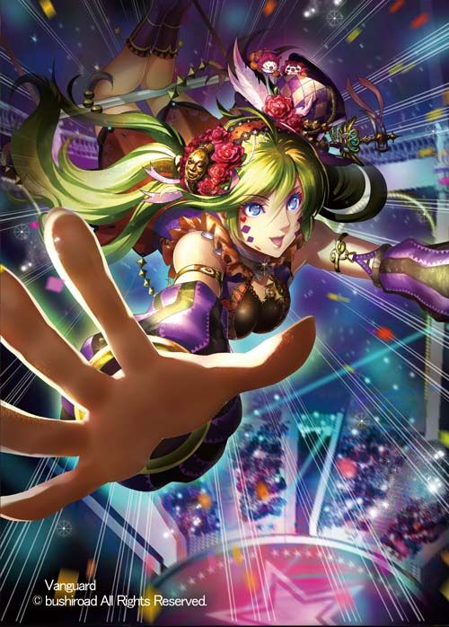cardfight pale moon images | ... , Cardfight!! Vanguard, Dancing Princess Of The Night Sky, Pale ...
