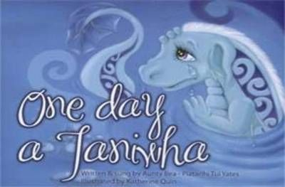 One Day a Taniwha (Book & CD)