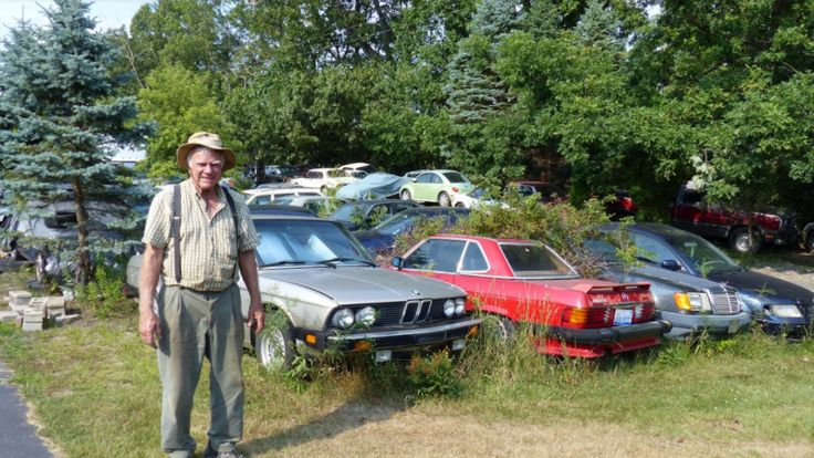 To Ron Dauzet, it's a collection of more than 200 cars—some common, some rare, everything from old BMWs and Mercedes-Benzes to MGs and Jeeps and Porsches. But to the Michigan township he lives in, it's an unlicensed junkyard, an eyesore, and the cars must go. But Ron fears they must go at a quicker rate than he, or anyone else, can possibly manage.