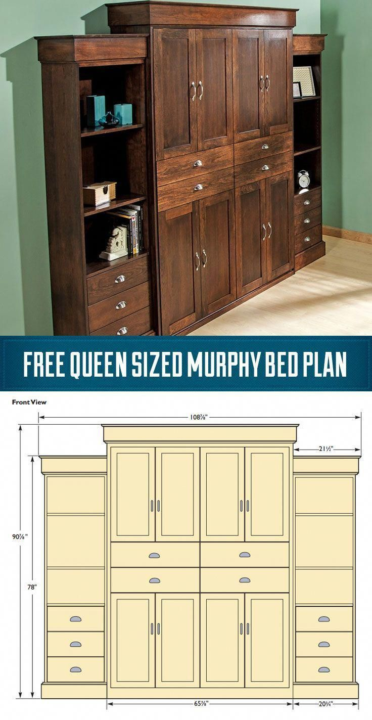 Pin by Jaimie Trussell on Inside the home Murphy bed
