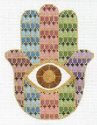 Spiritual Needlepoint - Sacred Symbols and Geometry