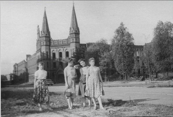Фото Без названия. Альбом KALININGRAD am Anfang 1944-... - 560 фото. Фотографии Евгений РАЙХ.