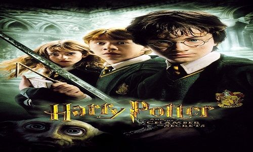 Harry Potter and the Chamber of Secrets (2002) - Nonton Film Gratis