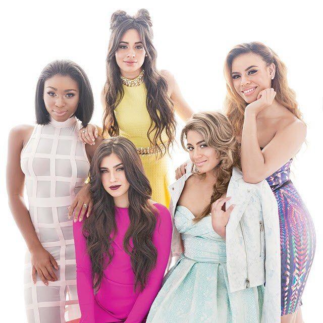 """163.5k Likes, 2,998 Comments - Fifth Harmony (@fifthharmony) on Instagram: """" #5HonLatina"""""""