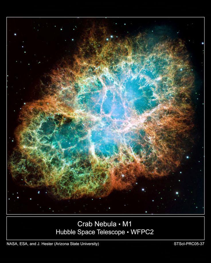 Nuncius Australis: Estrelas de Nêutrons, A Nebulosa do Caranguejo e o...
