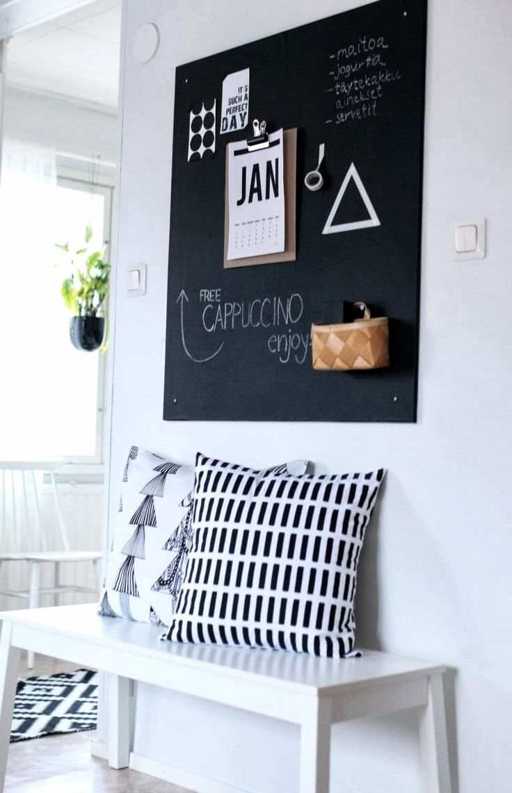 25 best ideas about blackboard wall on pinterest for Blackboard design ideas