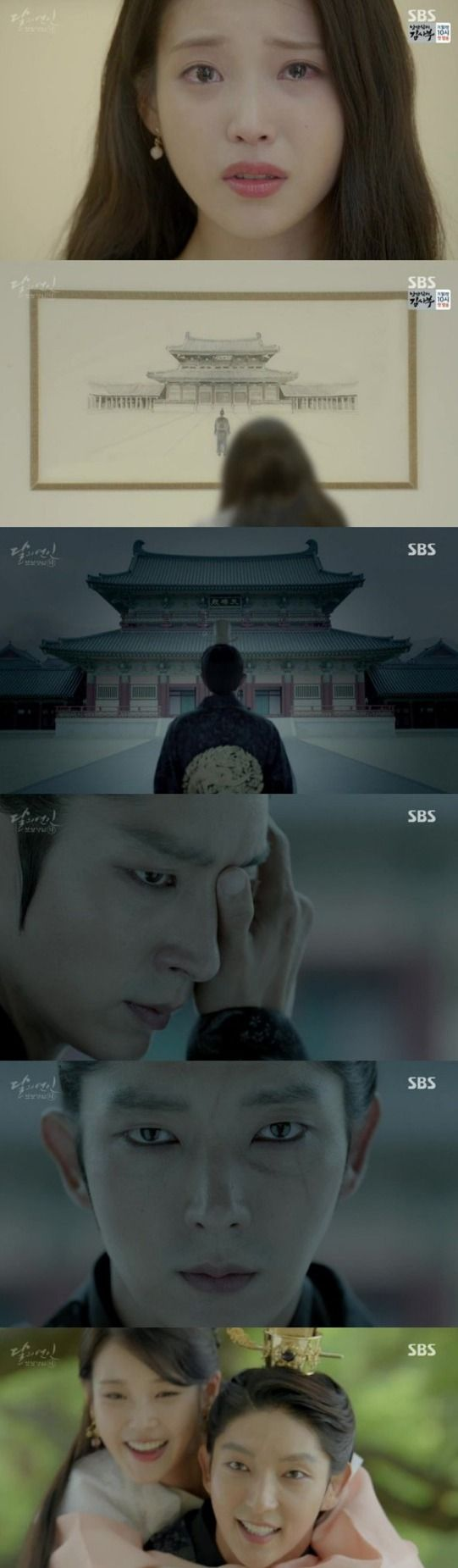 [Spoiler] Added final episode 20 captures for the #kdrama 'Scarlet Heart: Ryeo' This broke me