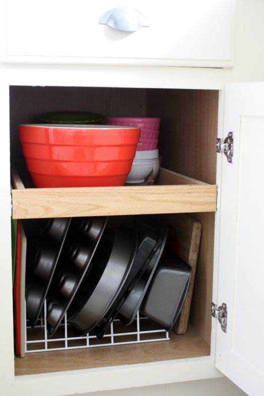 13 best ideas about spic and span on pinterest bakeware mixing bowls and kitchen cabinet - Small kitchen organization ideas ...