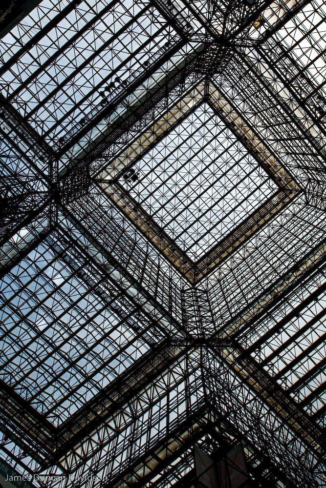 JAVITS CENTER | MANHATTAN | NEW YORK CITY | USA: *Built: 1979-1986; Architect: James Ingo Freed; Official Name: Jacob K. Javits Convention Center*
