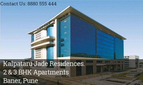 Kalpataru Jade Residences by Kalpataru Group is a residential new pre launch project located at Baner, Pune. this project offering 3 BHK & 4 BHK apartments with all type of amenities and specification. http://www.propreview.in/pune/kalpataru-jade-residences/