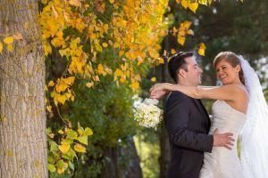 fotografo de bodas Valladolid retratos pareja novios otoño