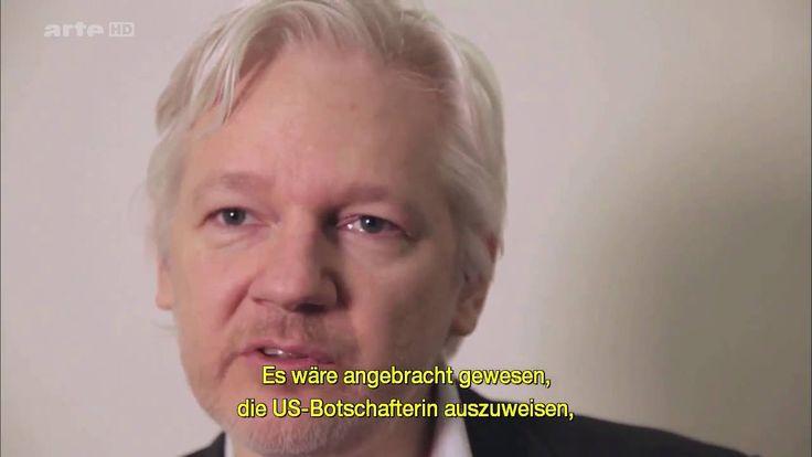 ARTE Doku Deutsch Julian Assange Spionage USA Panama Papers IS ISIS IRAK...