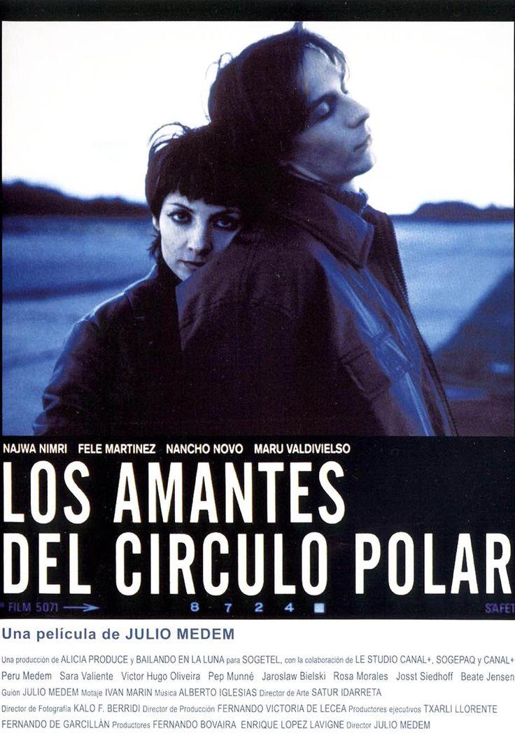 LA VIDA ES CINE: LOS AMANTES DEL CÍRCULO POLAR (Julio Medem,1998)