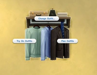 My Sims 4 Blog: Wall-Mounted Dressers by plasticbox