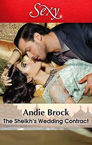 Mills & Boon : The Sheikh's Wedding Contract (Society Weddings Book 4) by Andie Brock