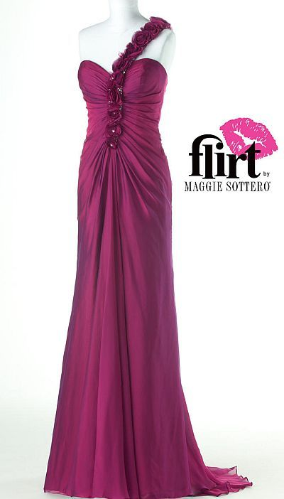 Astra Formal Flirt 4608   10 Berry Passion   14 Berry Passion