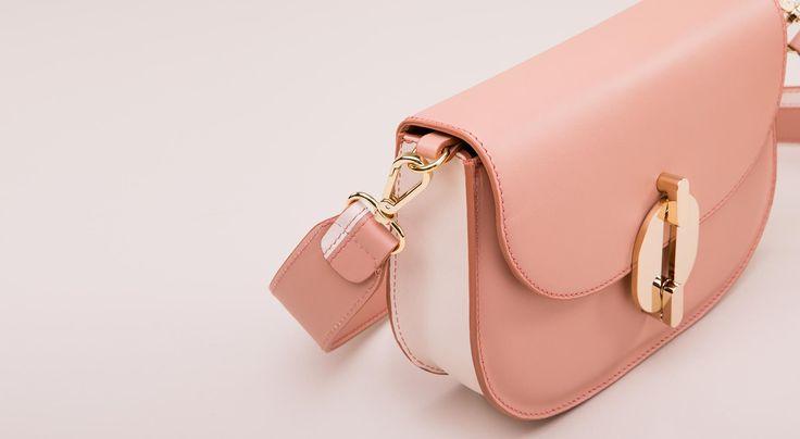 Camelia bag - detail