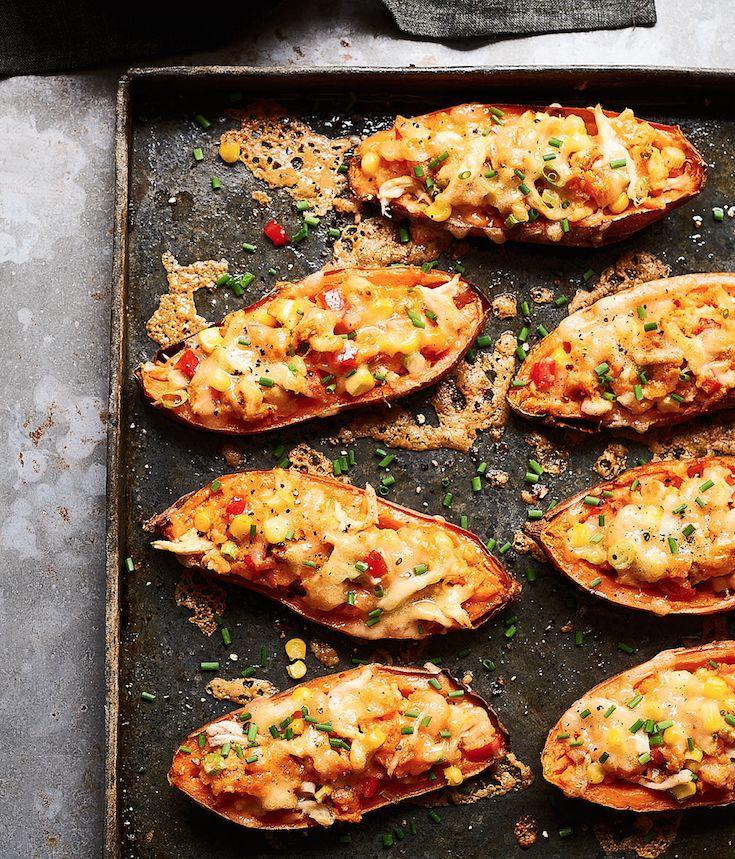 Asda Good Living | Twice-baked Topped Sweet Potato
