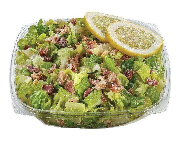 Freshly made Caesar Salad from #YummyMarket