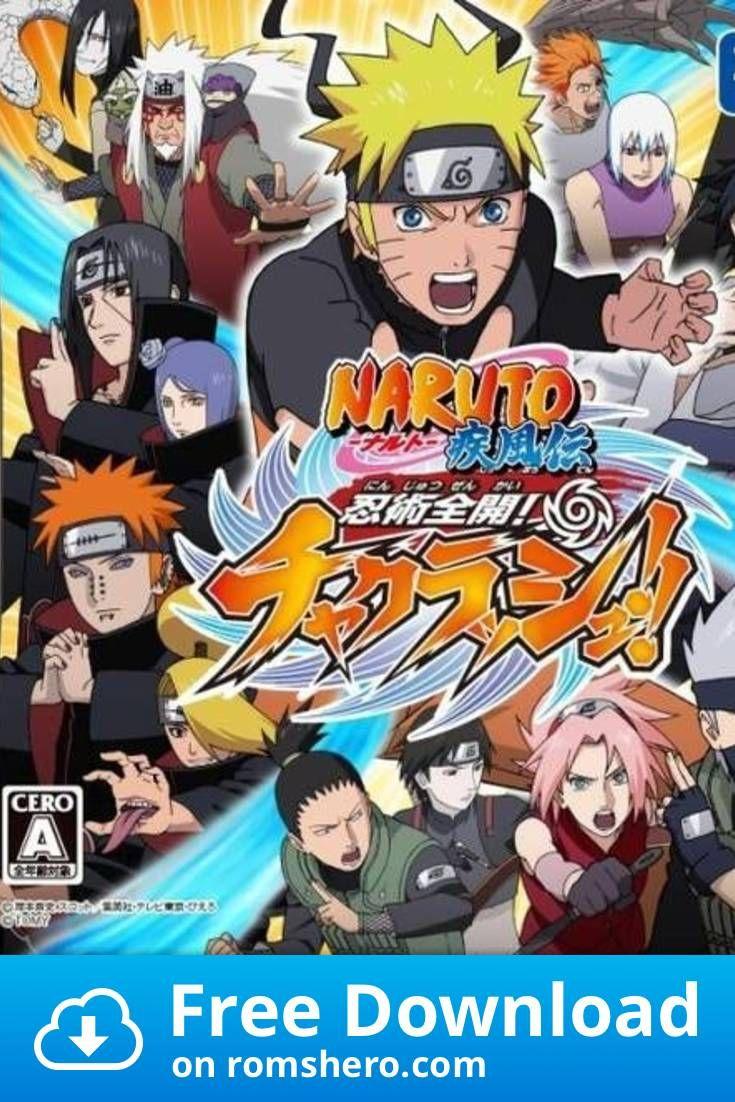 Download Naruto Shippuuden Ninjutsu Zenkai! Chaclash