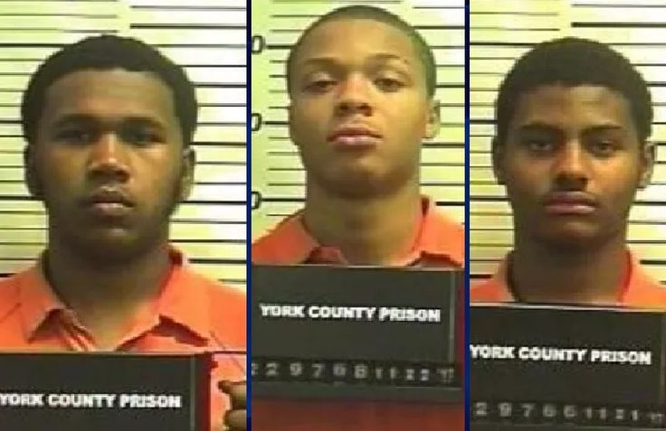 3 football players gang rape 14-year-old girl at gunpoint and record attack on video