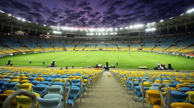 Maracaná, templo mayor del futbol brasileño