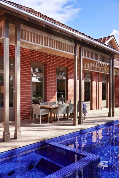 Stylish Federation Home Melbourne -Exterior