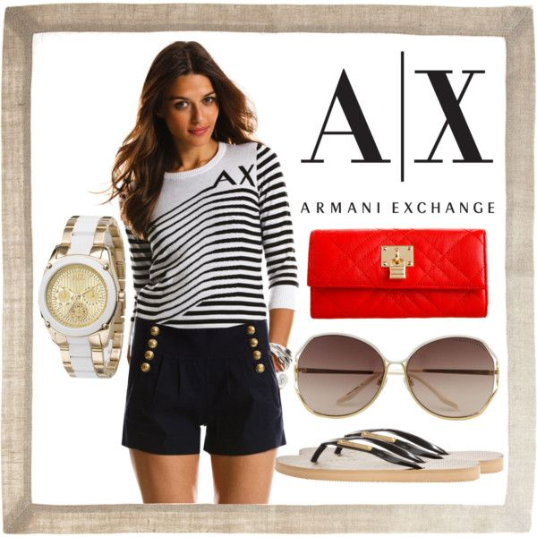 Made this for the Armani Exchange Style Splash contest a while back, but absolutely love everything in it!