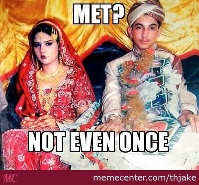 Arrange Marriages in Pakistan