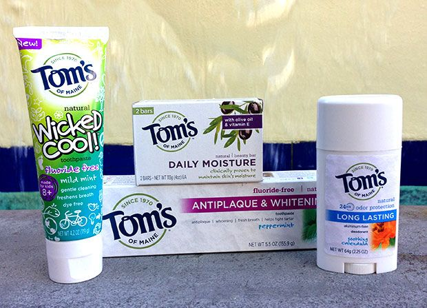 Tom's of Maine Cruelty Free Products | My Beauty Bunny
