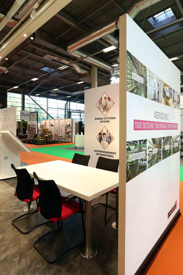 Espace discussion Stand Groupe Lindera
